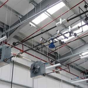 Pipework Manufacture Installation Modification and Testing