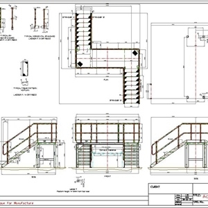 Solidworks (CAD) In-House Design and Drawing Capabilities