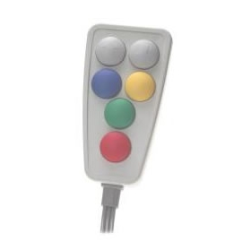 Pneumatic Hand Control Switches