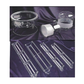 Specialist Glassware Manufacturers in the UK