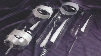 Laboratory Glass Test Tube Manufacture