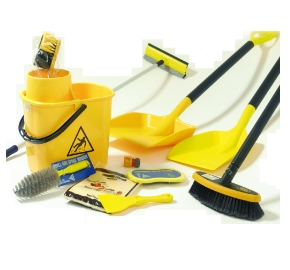 Janitorial Cleaning Products in the Midlands