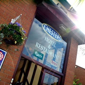 Hotel with Free Car Park - Manchester