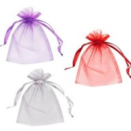 Organza Bags, Favour Bags