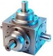 EA and ZA spiral bevel gearboxes
