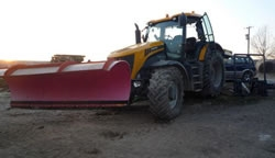 Snow Ploughing Services in Sussex