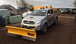 Snow Ploughing Services