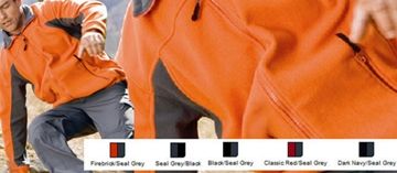 Regatta Contrast Fleece Supplier
