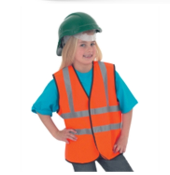 Bespoke Hi-Vis Vest Children Supplier