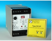 DC1/P Controller for 10 to 27 volt DC operation