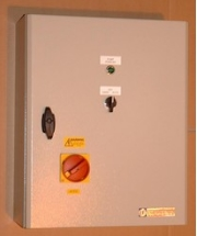 AC Plus. A complete level controller And starter assembly