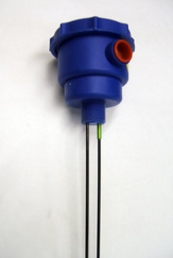 Alarum. Electrode Holder And combined electronics for Alarm