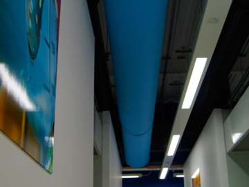 Lower Cost Ducting Systems