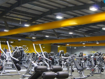 Fitness Centre and Gym Ventilation Ducts
