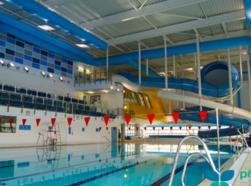 Swimming Pool Ventilation Ducts