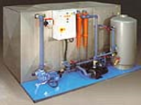 Commercial Water Recycling Equipment