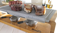 Sharing Stone Grill Set By Black Rock Grill