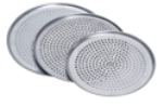 """Alphin Pans 10"""""""" Coupe Style Perforated Pan (CSP.10.AP)"""