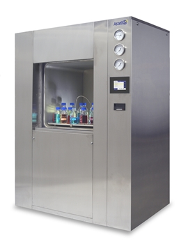 Square Section Autoclaves