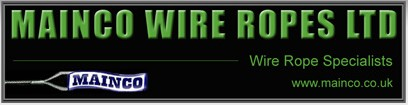 Industrial Specialist Suppliers of  Wire Rope Rigging