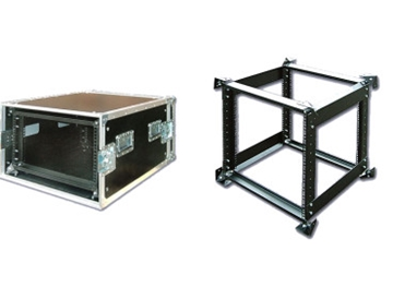 Shock Mounted Air Freight Case