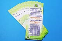 A6 Printed Flyers