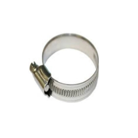 Duct Worm Drive Clips