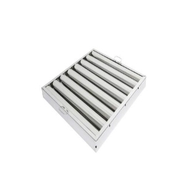 Stainless Baffle Filters for Ventilation Systems