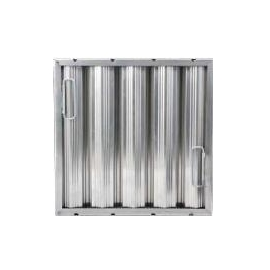 Curved Blade Baffle Filter Suppliers