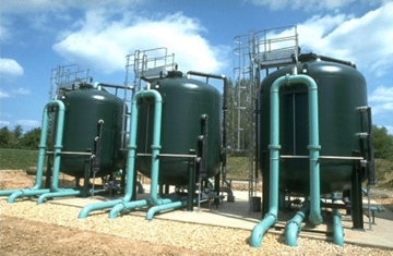 Feed Timers for Potable Water Treatment