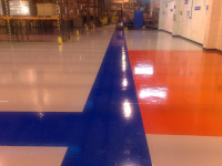 Easily Maintained Resin Flooring  Deeside
