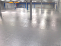 Coloured Resin Flooring Specialists Chester