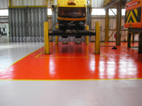 Easy Clean Resin Flooring Specialists Chester