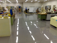 Resin Flooring Specialists installation Chester