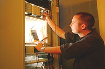 Countrywide service of cable Installation