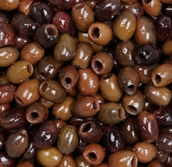 Pitted Leccino Olives
