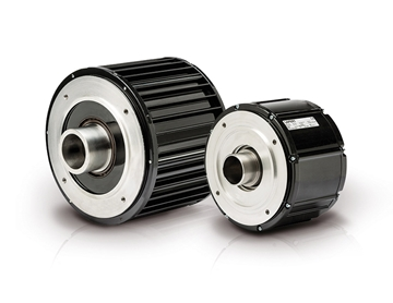 Brushless Servo Motor with Water Cooler