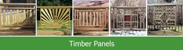 Softwood Timber Panels