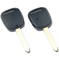 1 Side Button Remote Case To Suit Toyota