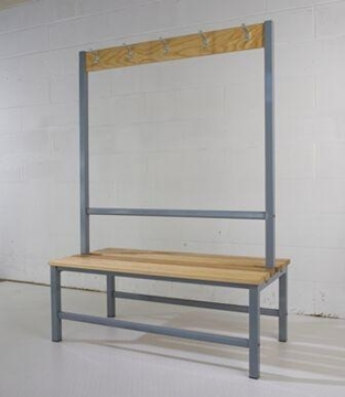 Double Sided Bench Seating