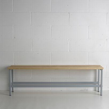 Single Sided Free Standing Bench Seat