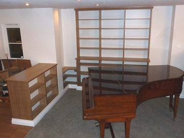 Fitted Bookcases