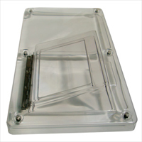Strong Plastic Component Moulding