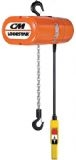CM Lodestar Electric Chain Hoists 250 kg to 3000 kg - 110/230/400V