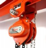 2000 kg Tiger combination geared travel and chain block CCBTGS-0200