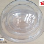 Clear Polycarbonate Domes