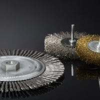 Stainless Steel Wire Brush Strips