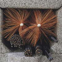 Wire Road Sweeping Brushes