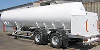 Cryogenic Road Barrels and fixed chassis tanks