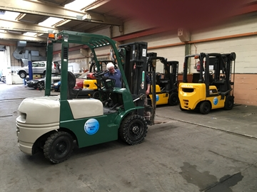 Forklift Hire Sheerness